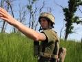 В зоне ООС восемь обстрелов за день, потерь нет