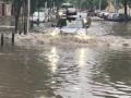Варшаву затопили сильные ливни