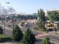 Сепаратисты разрешили проезд транспорта до ж/д вокзала Донецка