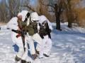 На Донбассе испытали САУ