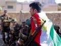 Курды заявили об отводе сил из районов на границе с Турцией