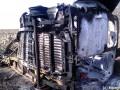 Правый сектор: На Донбассе на минном поле подорвался микроавтобус боевиков