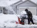 На США обрушился снежный шторм, есть погибшие