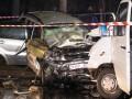 Масштабное ДТП в Киеве: двое погибших, 8 раненых