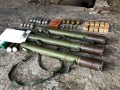 На Донбассе обнаружили схрон с гранатометами