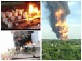 Пожар на нефтебазе: Турчинов обвинил сотрудников БРСМ в халатности