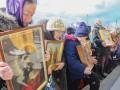 УПЦ МП провела ряд массовых мероприятий по Украине, несмотря на карантин