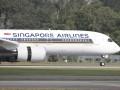 Вылетевший в Париж самолет экстренно вернулся в аэропорт Сингапура
