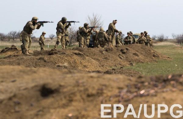 Солдаты подорвались на полигоне
