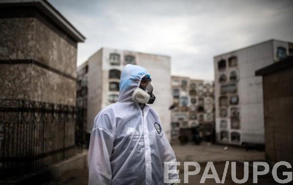 ВОЗ назвала два эпицентра пандемии коронавируса