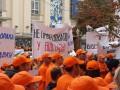 В Киеве пикетируют офис Нафтогаза