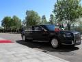 Путину на встречу с Трампом доставили новый лимузин