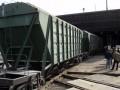 Украина отзывает грузовой подвижной состав железных дорог из стран СНГ