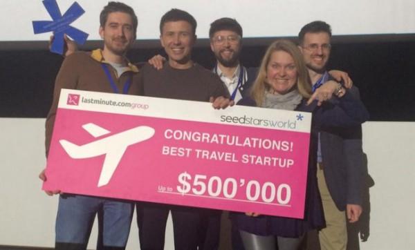Украинский стартап боролся за звание победителя в числе десяти финалистов