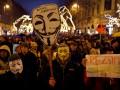 В Венгрии протестовали против сближения с Россией