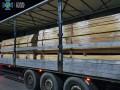 СБУ перехватила контрабанду ценной древесины, которую везли в ЕС