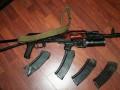 В Запорожье в подпольном цеху мастерили оружие