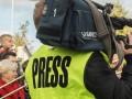 В Украине за год 90 раз применяли силу против журналистов