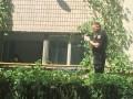 В Киеве погибла женщина, выпав с восьмого этажа