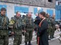 Милиционеры-добровольцы из Красноармейска отправились в зону АТО