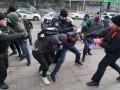 Марш феминисток в центре Киева: на женщин напали неизвестные