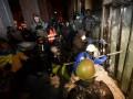 Переговоры с Януковичем и штурм Украинского дома: Хроника событий 25 января