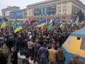 В спорной палатке в Харькове обустроят приемную