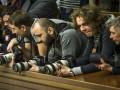 В Раду допустили журналистов и фотокорреспондентов