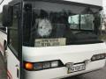 В Кривом Роге напали на два автобуса, ехавших на митинг под Радой