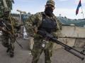 Пророссийские боевики зарабатывают на торговле людьми - штаб АТО
