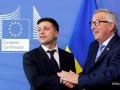"""""""Новый лучше старого"""": Зеленский в Брюсселе сравнил себя с Порошенко"""