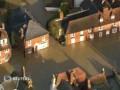 Десятки тысяч жителей Британии остались на Рождество без света из-за наводнения