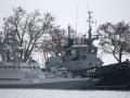Вопрос возвращения трех украинских кораблей пока не обсуждался - Песков