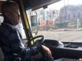 Порошенко свое удостоверение показывай: водитель маршрутки отказался везти ветерана АТО
