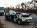 Авто нардепа Лещенко протаранил грузовик, есть пострадавшие