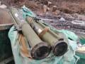 В Житомире мужчина нашел два боевых гранатомета в мусорном баке