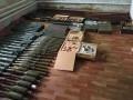 В Луганской области у пожилой женщины изъяли арсенал боеприпасов