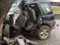 В Ужгороде авто врезалось в дерево, погибли иностранцы