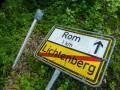 Ошибка в навигаторе привела британца в Германию вместо Рима