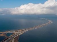 Во время строительства Крымского моста нашли древние артефакты