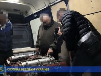 СБУ перехватила отправку за границу запчастей для бронетехники