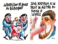 Charlie Hebdo сделал похабную карикатуру на Кадырова