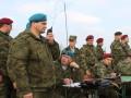 В зону АТО переброшены российские десантники из Костромы