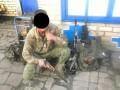 Военные ликвидировали под Антрацитом группу казаков-мародеров