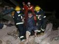В Китае из-под завалов отеля вытащили 50 человек