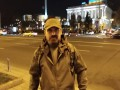 Умер ветеран, который поджег себя в знак протеста против Зеленского