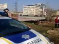 В Харькове под мостом в мешке нашли труп