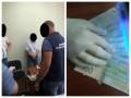 В Запорожье задержали на взятке сотрудника Приватбанка