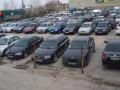 В Киевской области чиновник МВД пытался украсть машины со штрафплощадки