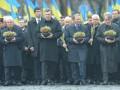 Четыре президента почтили память жертв Голодомора (ФОТО)